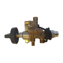 Piezo LPG gas valve