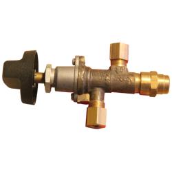 Non-piezo gas valve